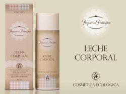 Pequeños Príncipes natural organic body milk for children